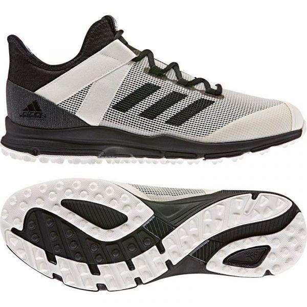 Adidas Zone Dox Hockey Shoes 2019 Black/White